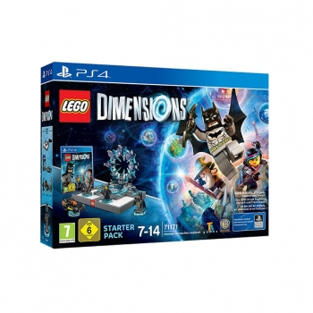 Lego Dimensions Starter Pack para PS4