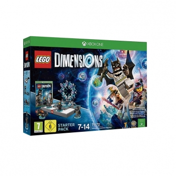 Lego Dimensions Starter Pack para Xbox One