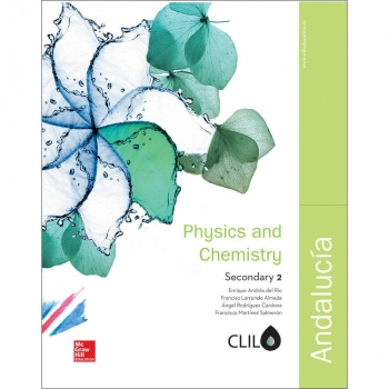 PHYSICS CHEMISTRY 2 ESO CLIL SMARTBOOK MCGRAW HILL