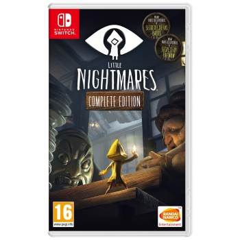 Little Nightmares Complete Edition para Nintendo Switch