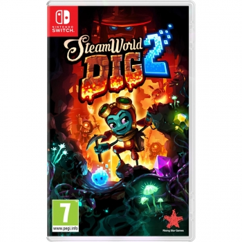 SteamWorld Dig 2 para Nintendo Switch