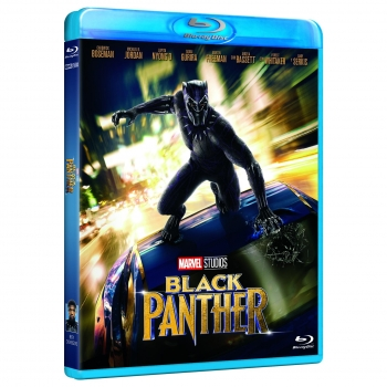Black Panther - Blu Ray