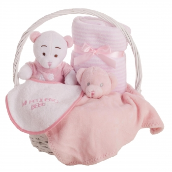 Cesta de Regalo Baby Little Kids