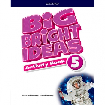 BIG BRIGHT IDEAS 5 AB OXFORD