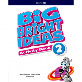 BIG BRIGHT IDEAS 2 AB OXFORD