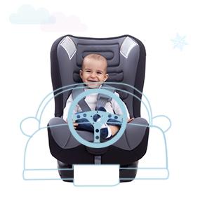Beb pa ales carritos silitas cunas y m s - Sillas coche bebe carrefour ...