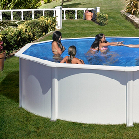 Piscinas desmontables y spas for Piscinas de plastico precios carrefour