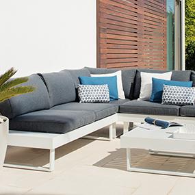 Muebles y decoraci n de jard n al mejor precio carrefour - Muebles jardin fibra sintetica ...