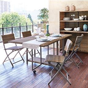 Mobiliario de terraza barato elegant conjunto terraza for Conjunto terraza barato