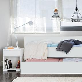 Muebles y accesorios para el hogar for Carrefour muebles dormitorio