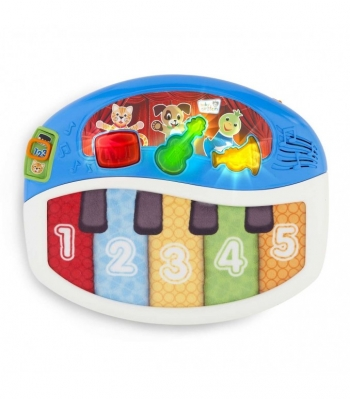 Juguete Bebe Colgante Baby Einstein Discovery & Play Piano