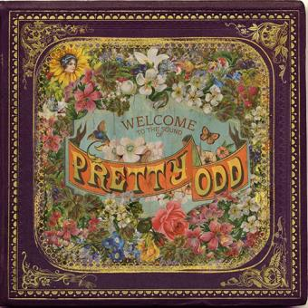 Lp. Panic At The Disco. Pretty Odd   - Vinilo