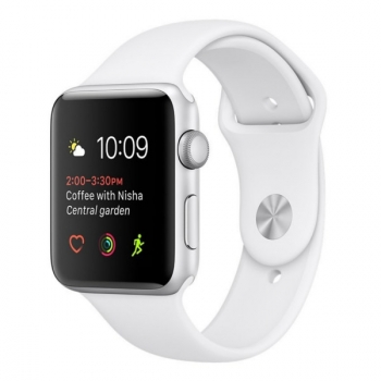 Apple Watch Series 1 Plata 42 Mm Mnnl2zd/a