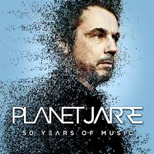 2cd. Jean Michel Jarre. Planet Jarre 50 Years Of M