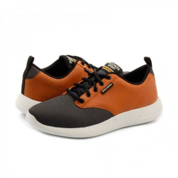 Zapatillas Skechers Hombre Moda 52398 Wtbk Depth Charge