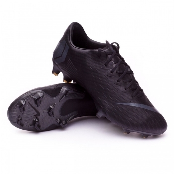 Botas De Futbol Nike Mercurial Vapor 12 Ag-pro Negro Adulto 7c195106164b7