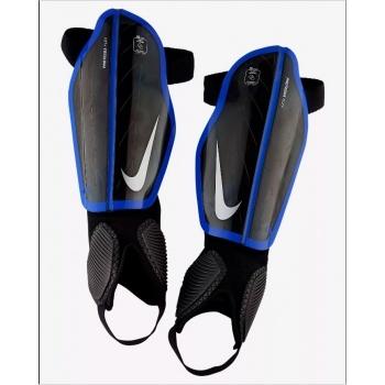 Espinilleras Nike Protegga Flex Negro azul Adulto d822f5fc298ad