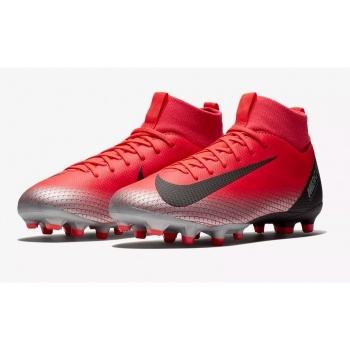 Bota De Futbol Nike Cr7mercurial Superfly 6 Academy Suela Fg mg Niño b9499e2305b4d