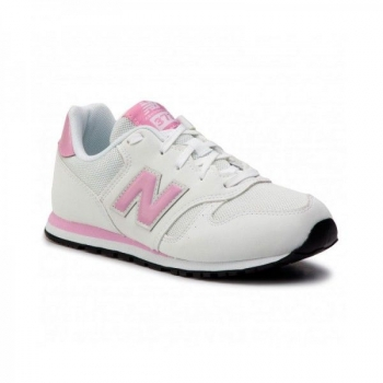 New Balance Yc373-bt Blanco Rosa