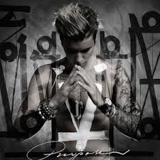 Cd. Justin Bieber. Purpose -dlx-