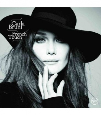 Cd. Carla Bruni. French Touch(deluxe Ltdo)