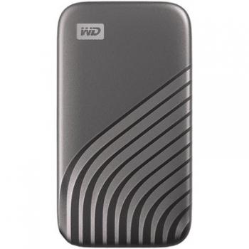Disco Duro Externo Sandisk My Passport Tm Ssd 2tb Space Gray 1050mb/s