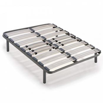 Somier Multiláminas Con Reguladores Lumbares   135x190 Cm