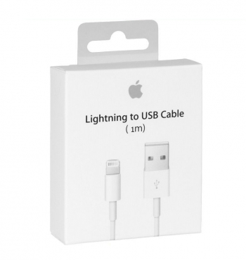 Cable Datos Usb Lightning ( Apple Md818zm/a ) Iphone 5 5s 5c Se 6 6+ 6s 6s+ 7 7+ 8 8+ Plus X, Ipad Mini 1 2 3 4, Pro, Air, Ipod 5 6 7