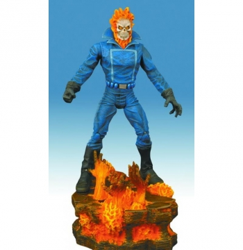 Figura Ghost Rider Marvel Select 18 Cm