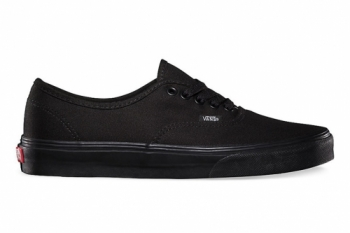 Vans Ua Authentic Black/black