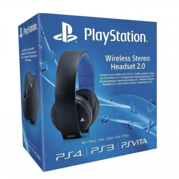 Wireless Stereo O2 Headset Ps4