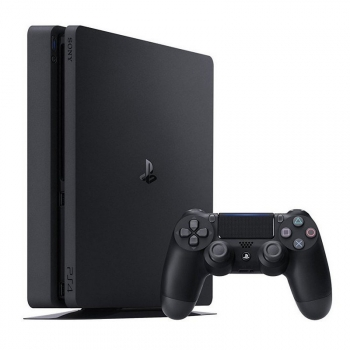 Cons. Ps4 Slim 500gb Negra