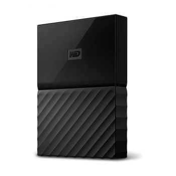 "Western Digital 2.5"" Disco Duro Externo 1tb Wd My Passport For Mac Negro"