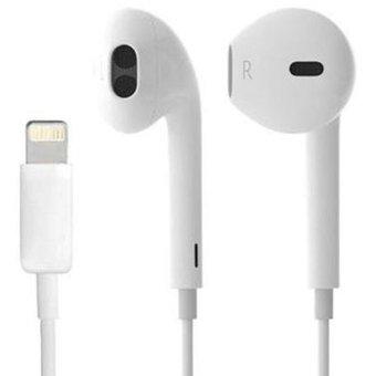 c2dc1a43b3e Audífonos Para Iphone 7 Con Micrófono Relámpago Auriculares - Blanco con  Ofertas en Carrefour | Las mejores ofertas de Carrefour