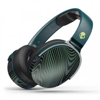 Skullcandy Hesh 3 Wireless Auricular Bluetooth De Bajo Pesado - Verde