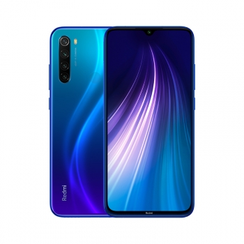 Xiaomi Redmi Note 8 4gb + 64gb Azul