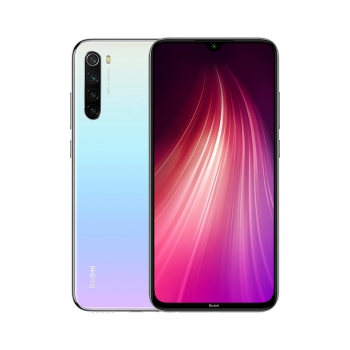 Xiaomi Redmi Note 8 4gb + 64gb Blanco