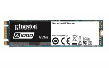 Kingston Technology A1000 Ssd 960gb, 960 Gb, M.2, Pci Express, 1500 Mb/s