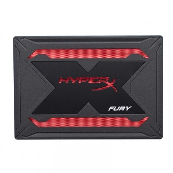 Kingston Disco Duro Ssd 480gb Hyperx Fury Rgb
