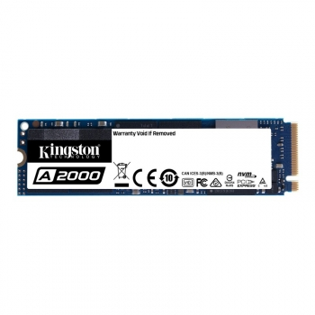 Kingston Disco Duro Ssd M.2 Pcie Gen3 X4 Nvme A2000 250gb