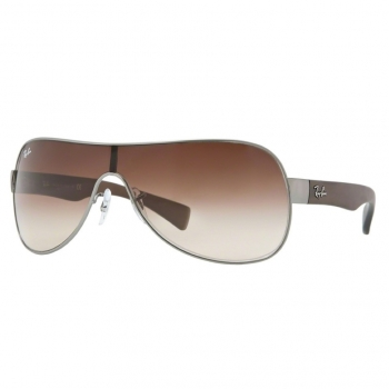 Gafas De Sol Ray-ban Youngster Rb3471-029/13 Color Gunmetal / Goma Marron