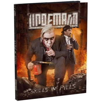 Cd. Lindemann. Skills In Pills - Cd Ed Especial