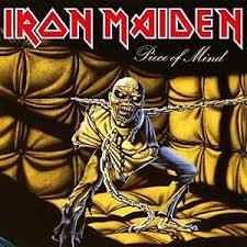Lp. Iron Maiden. Piece Of A Mind - Vinilo