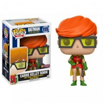 Figura Vinyl Pop! Batman Dark Knight Returns Carrie Kelley Robin Limited