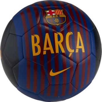 fba4e2ecf Balón De Fútbol Fc Barcelona 18/19 Azul/granate