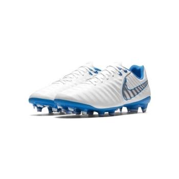 Botas De Futbol Nike Tiempo Legend 7 Academy Suela Ag Blanco Adulto ce53d74861142