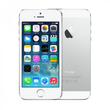 Apple Iphone 5s Silver 32gb Libre
