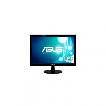 "Monitor 18.5"" 16:9 Vga Asus Vs197de 1366 X 768 Negro 5 Ms 50"