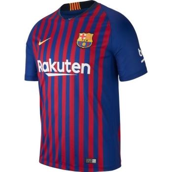 Camiseta Nike F.c Barcelon 18 19 Azul granate Adulto dffe6d855bc27