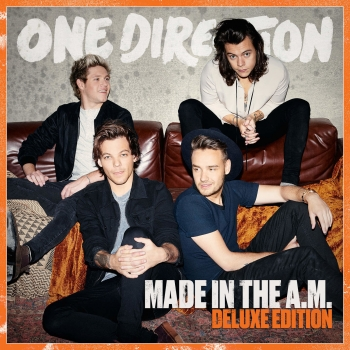 Cd. One Direction. Made In The A.m. Deluxe Cd